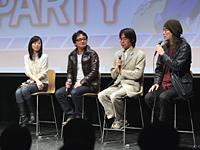 """『鉄腕バーディー DECODE:02』試写で""""特濃""""トーク展.."""