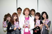 人気マンガ『東京探偵姫』ドラマCD化記念イベントがTAFで開..